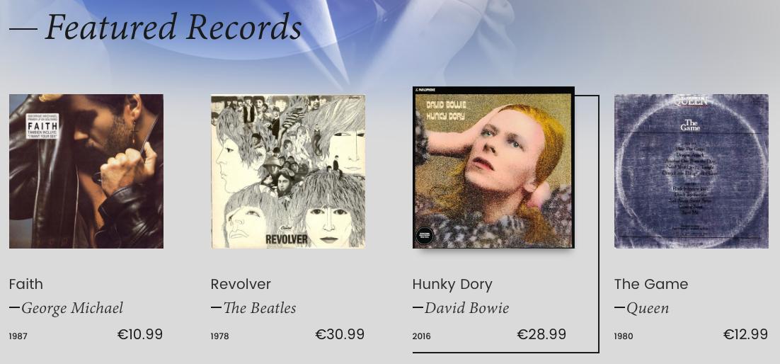 Classics op Vinyllexpress